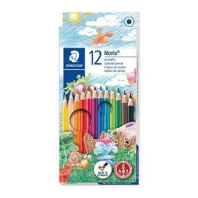 12צבעי עץ של שטדלר  איכות מעולה