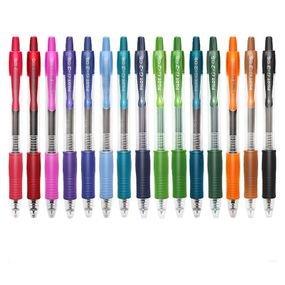 עט פילוט ג'ל לחצן G2   05