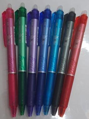 עט פילוט לחצן מחיק 0.5 FRIXION