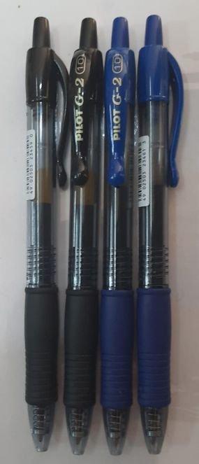 עט פילוט לחצן G2 10