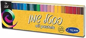 פסטל שמן עבה 24 צבע - אומגה
