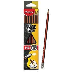 עפרון MAPED עם מחק