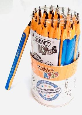עפרון ג'מבו מיוחד ביק קידס