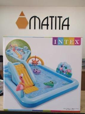 בריכת שחייה לילדים  INTEX