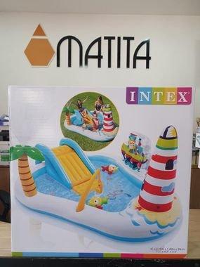 בריכת משחקים  INTEX