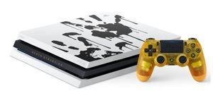 Sony קונסולת Playstation 4 Pro 1TB + Death Stranding