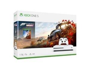 Xbox One קונסולת Xbox One S 1TB + Forza Horizon 4