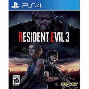 משחק לסוני 4 - Resident Evil 3
