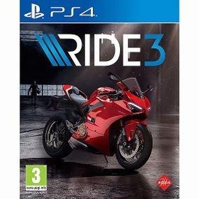 משחק לסוני 4 - Ride 3