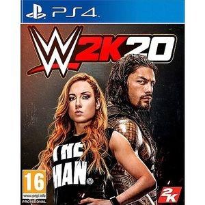 משחק לסוני 4 - WWE 2K20