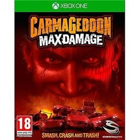 משחק לאקס בוקס וואן - Carmageddon Max Damage