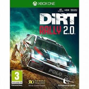 משחק לאקס בוקס וואן - Dirt Rally 2.0