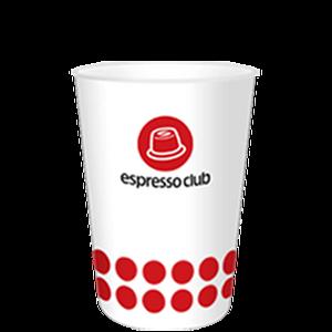 כוס קפוצ'ינו (נייר)