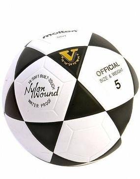 כדורגל מולטן משולשים לאספלט דגם MOLTEN 5ST