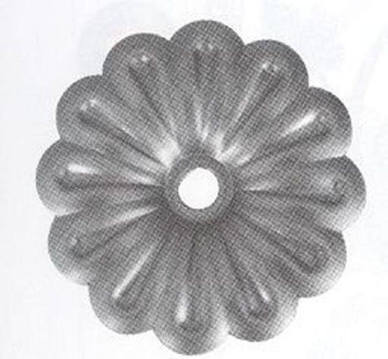 פירזול עלים, פרחים וחרוזים כמות 10 יחידות