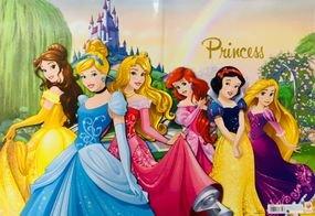 10 עטיפות ספר נסיכות