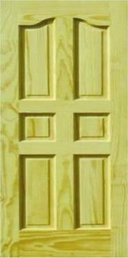 דלת קרוליינה 6 פנל