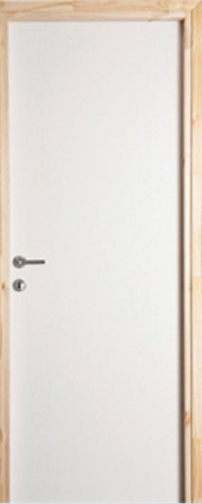 דלת לבנה