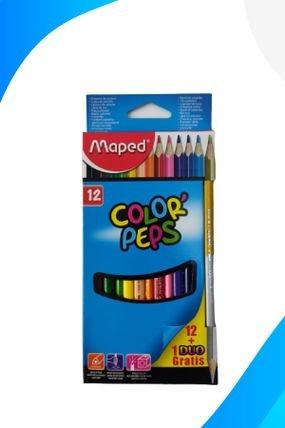 עפרונות צבעוניים מפיד ( 12 עטים )