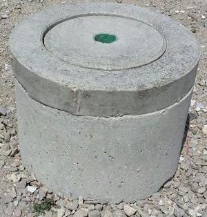 מכסה בריכת בטון 50 ביוב 8טון