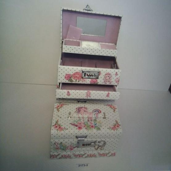 קופסת תכשיטים-קוד