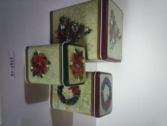 שלישית קופסאות