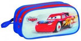 קלמר מרובע מכונית אדומה שני תאים מודן