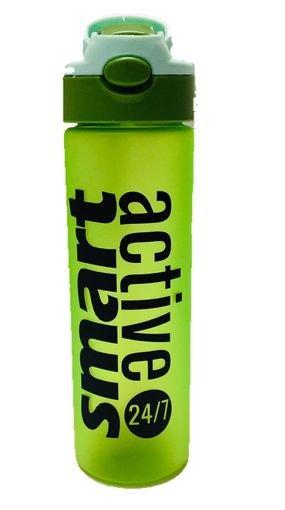 """בקבוק שתייה ספורט סמארט - 650 מ""""ל - ירוק"""