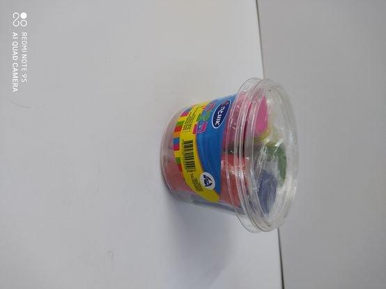 בצק 5 צבעים