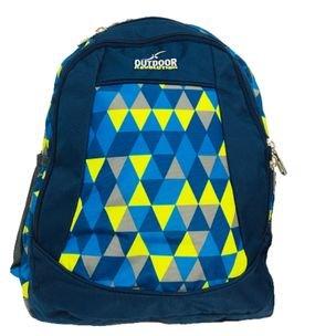 תיק outdoor כחול/צהוב