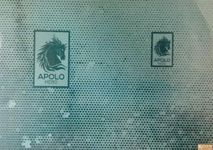 חב' (10 עטיפות מחברת  )אפולו