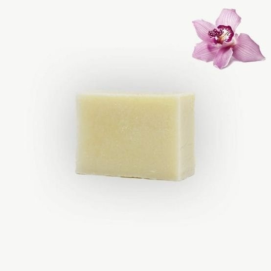 סבון מוצק טבעי ורדים ויסמין