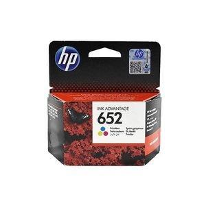 ראש דיו צבעוני HP 652 F6V24AE BHL