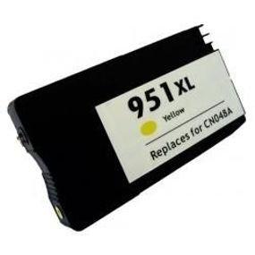 HP 951 Y    XL ראש דיו תואם צהוב