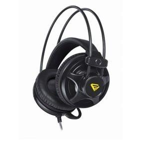 אוזניות + מיקרופון לגיימינג  SCORPIUS GHD-099V