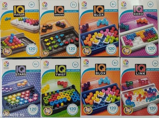 משחקי IQ