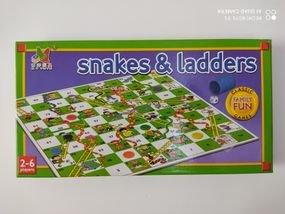 סולמות ונחשים