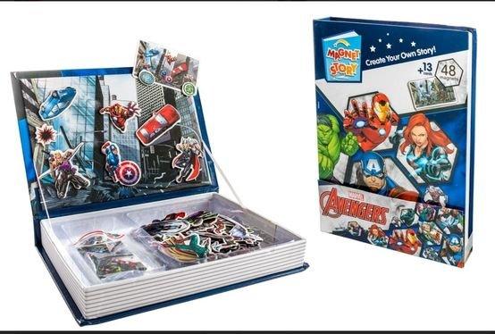 ספר -יצירה קפטן אמריקה