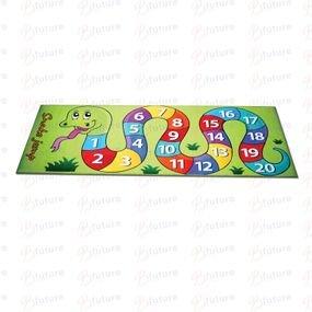 שטיח הנחש והמספרים