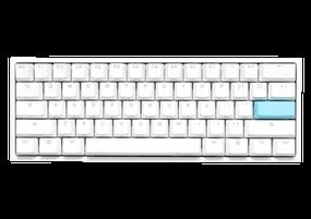 Ducky One 2 Mini Mechanical Gaming Keyboard White