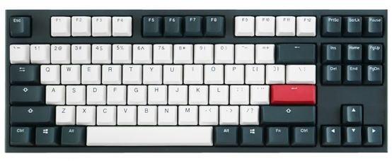 Ducky One Tuxedo Mechanical Gaming Keyboard Black
