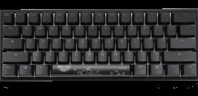 Ducky Mecha Mini Mechanical Gaming Keyboard Black