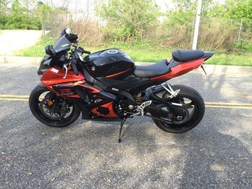 2008Suzuki Gsx-r1000 for sale Contact Whatsapp at+17073358726