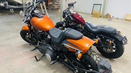 2019 Harley Davidson fatbob