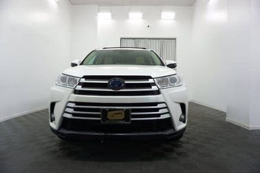 Used 2019 Toyota Highlander Hybrid ( Full Option )