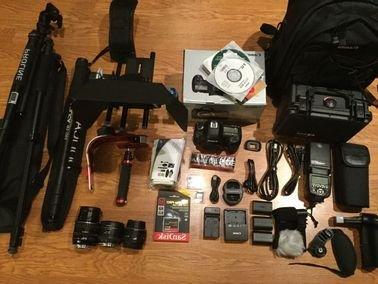 Canon EOS 5D Mark IV 30.4 MP Digital SLR Camera W/3Lens  whatsapp : +7 906 759 0326
