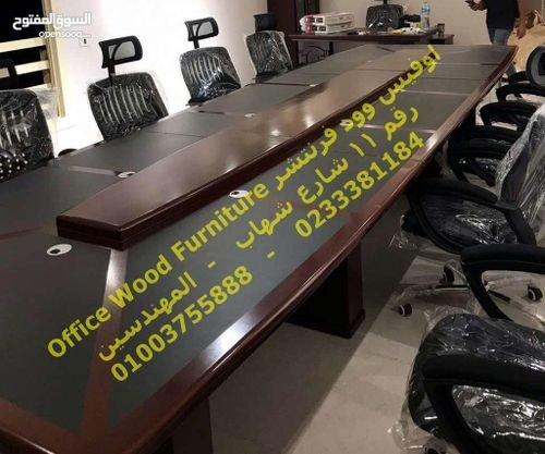 افضل اثاث مكتبي مكاتب كراسي اثاث شركات اسعار لا تقارن بمعارضنا اوفيس وود