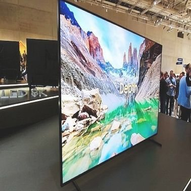 BRAND NEW Samsungs 85 Inch Smart HDR 4K Ultra HD LED Television (Full HD Display Model)