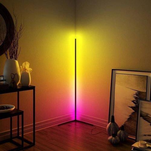 مصباح أرضي جاما لايت - إل إي دي ملون7043
