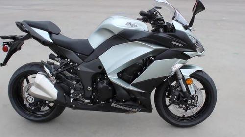2018 Kawasaki Ninja Z1000 ABS